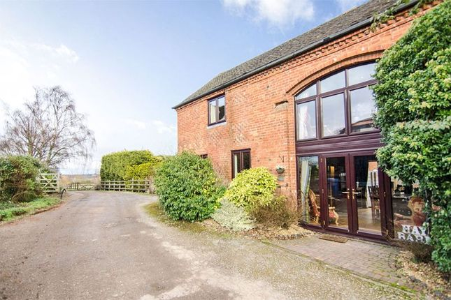 Thumbnail Property to rent in The Haybarn, Claypit Lane, Lichfield