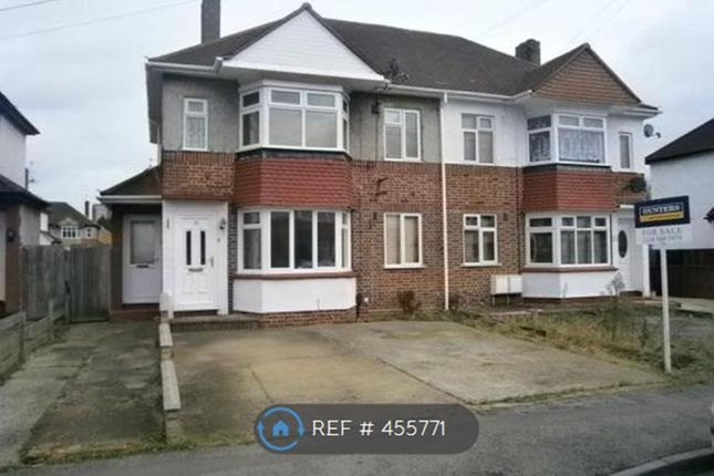 Thumbnail Flat to rent in Stratford Road, Hayes