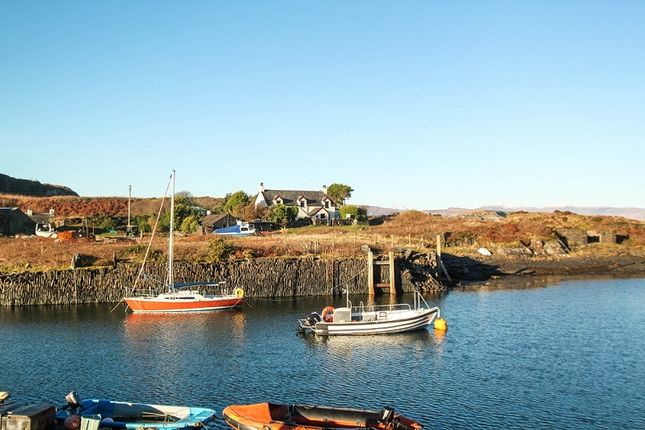 Thumbnail Detached house for sale in Easdale Island, Oban