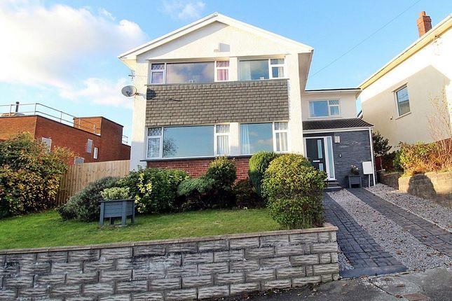 Thumbnail Detached house for sale in Danygraig Crescent, Talbot Green, Pontyclun, Rhondda, Cynon, Taff.