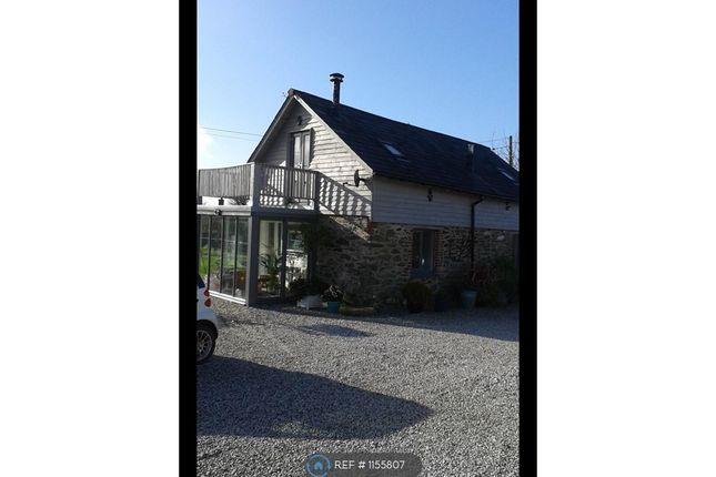 Thumbnail Detached house to rent in Kilworthy, Tavistock