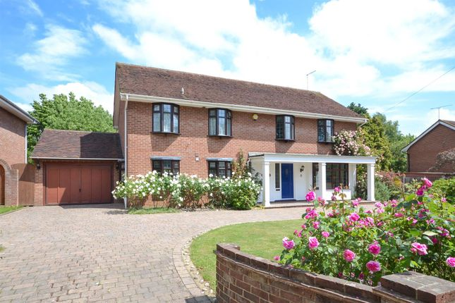 Thumbnail Detached house for sale in Station Lane, Ingatestone