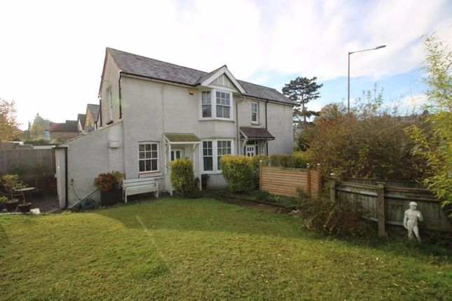 Thumbnail Detached house for sale in Hughenden Road, High Wycombe
