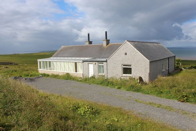 Thumbnail Detached bungalow for sale in Stronsay, Orkney
