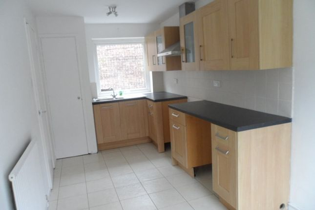 Thumbnail Terraced house to rent in Min Y Rhos, Ystradgynlais, Swansea
