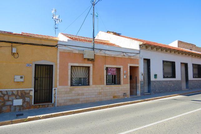 Calle Vicente Blasco Ibañez, Benijófar, Alicante, Valencia, Spain