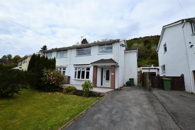 Semi-detached house for sale in Talbot Close, Talbot Green, Pontyclun