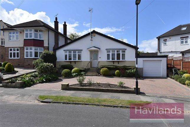 Thumbnail Bungalow for sale in Onslow Gardens, London