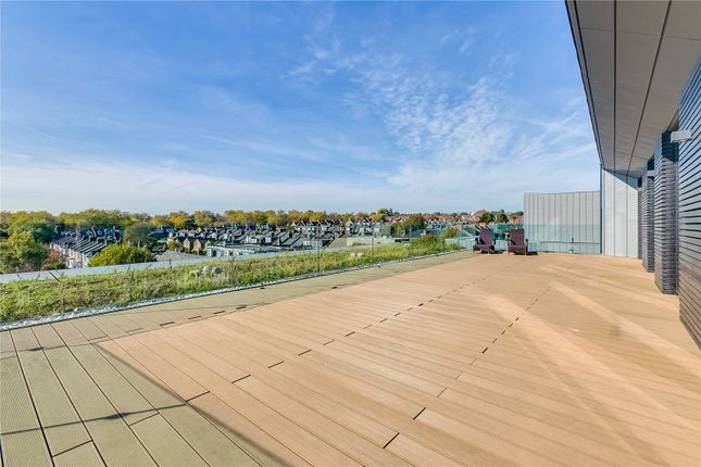 Thumbnail Flat to rent in Queen's Park Penthouses, 105-109 Salusbury Road, London