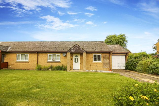Thumbnail Bungalow for sale in Wreigh Burn Fields, Thropton, Morpeth