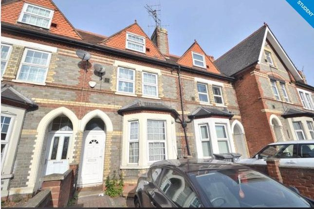 Thumbnail Terraced house to rent in London Road, Reading