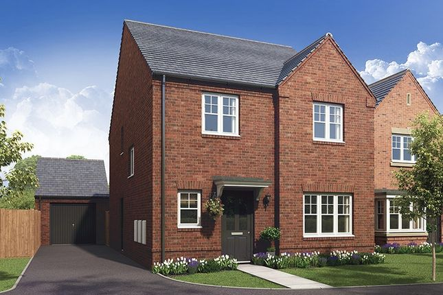 """4 bed property for sale in """"The Hareford"""" at Scrooby Road, Harworth, Doncaster DN11"""