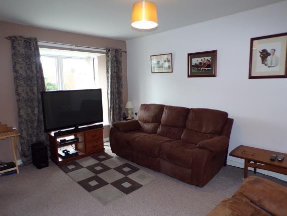 Lounge of Borron Road, Newton-Le-Willows, Merseyside WA12