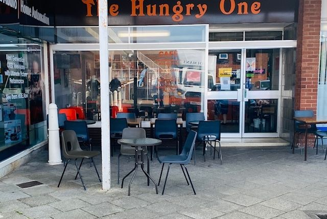 Thumbnail Restaurant/cafe to let in The Hungry One, 42 Victoria Road, Ferndown, Dorset