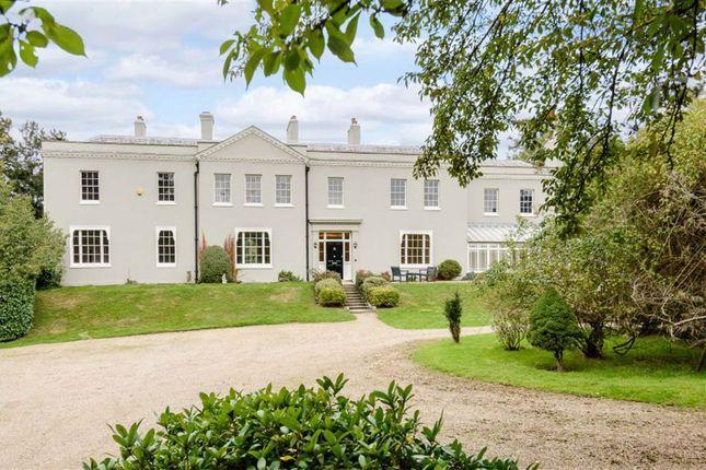 Thumbnail Detached house for sale in Dancers Lane, Bentley Heath, Hertfordshire