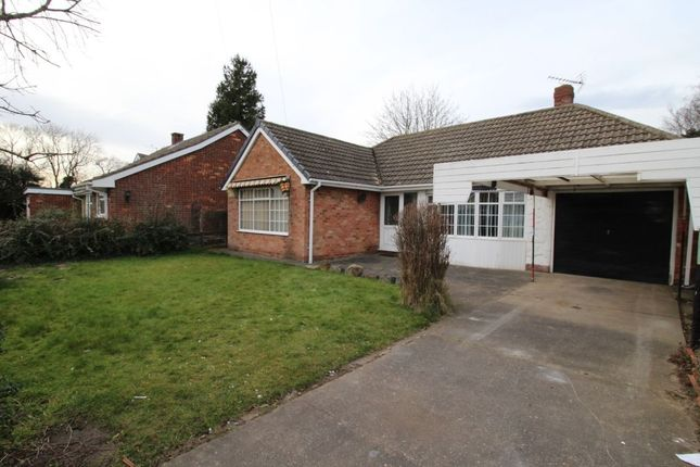 Thumbnail Bungalow for sale in Sophia Avenue, Scartho, Grimsby