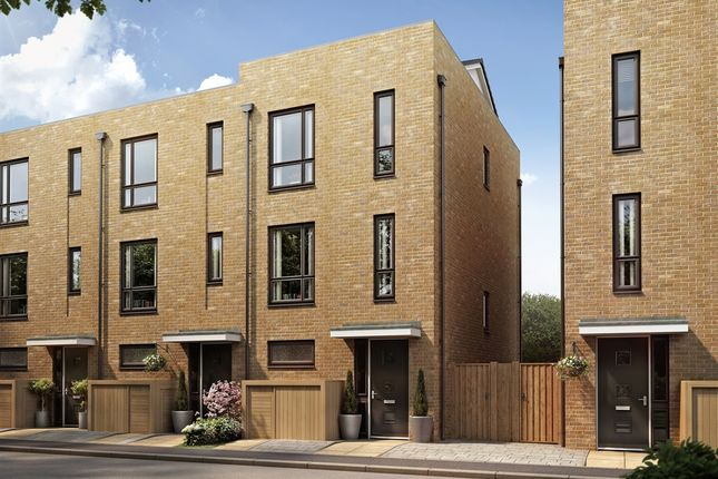 """Thumbnail End terrace house for sale in """"The Conrad"""" at London Road, Stanford-Le-Hope"""