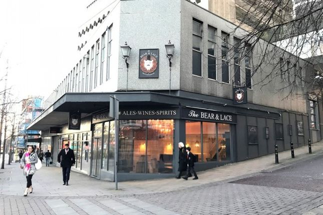 Thumbnail Leisure/hospitality to let in 28 Maid Marian Way, 28 Maid Marian Way, Nottingham