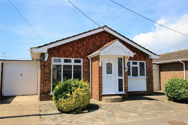 2 bed detached bungalow for sale in Heilsburg Road, Canvey Island, Essex