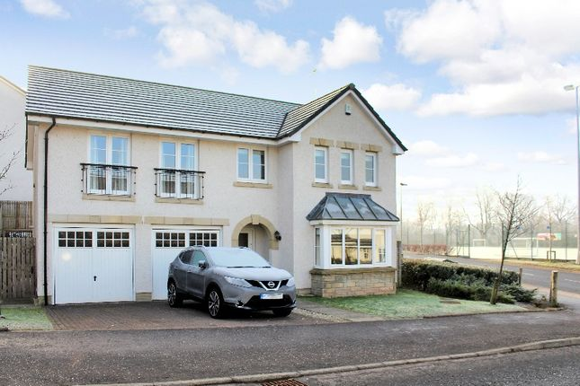 Thumbnail Detached house for sale in Old Doune Road, Dunblane, Dunblane