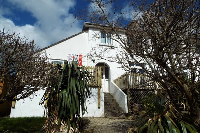 Thumbnail Shared accommodation to rent in Church Road, Penryn
