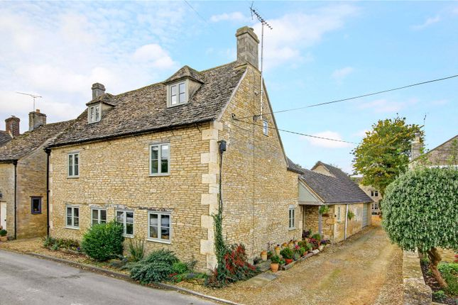 Thumbnail Detached house for sale in Church Street, Meysey Hampton, Cirencester, Gloucestershire