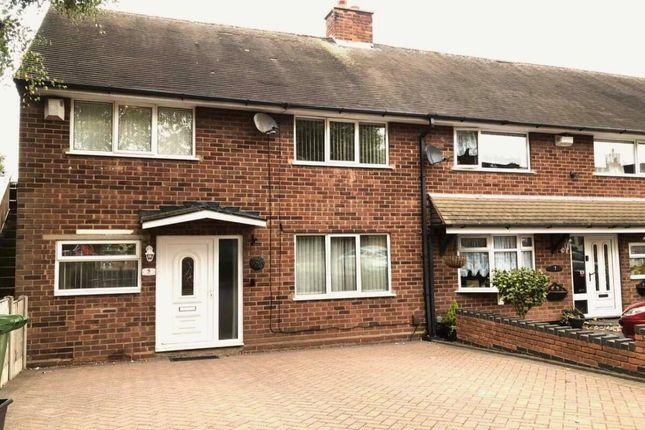 Thumbnail Terraced house for sale in Dalewood Road, Kingshurst, Birmingham