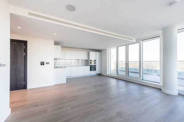 Thumbnail Flat for sale in Cascade Court, Vista, Chelsea Bridge Wharf, London