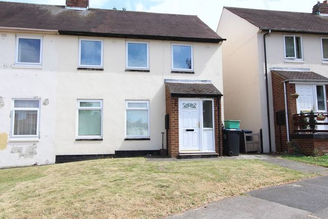 Thumbnail Property to rent in Newton Drive, Framwellgate Moor, Durham