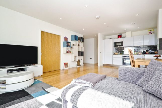 Open Plan Living of 22 John Harrison Way, Greenwich Peninsular SE10