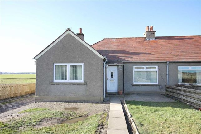 Thumbnail Semi-detached bungalow for sale in Clackmarras County Houses, Longmorn, Elgin