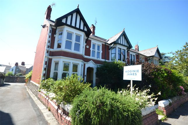 Thumbnail Terraced house for sale in Waterloo Road, Penylan, Cardiff