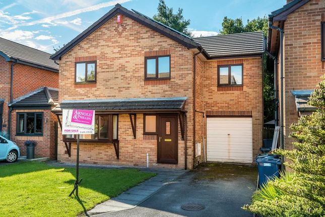 Thumbnail Detached house for sale in Meadowcroft, Skelmersdale