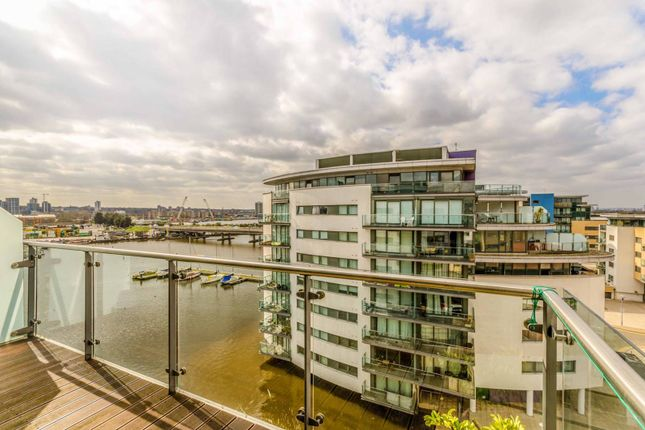 Thumbnail Flat to rent in The Mast, Gallions Reach, London