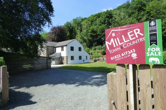 Thumbnail Property for sale in Mill Hill, Tavistock