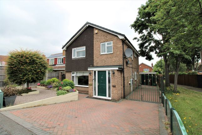 Thumbnail Detached house for sale in Cooper Close, Nottingham