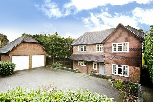 Thumbnail Detached house to rent in Cherry Acre, Chalfont St. Peter, Gerrards Cross