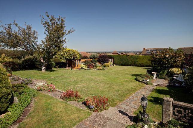 Garden of Deepway Gardens, Exminster, Exeter EX6