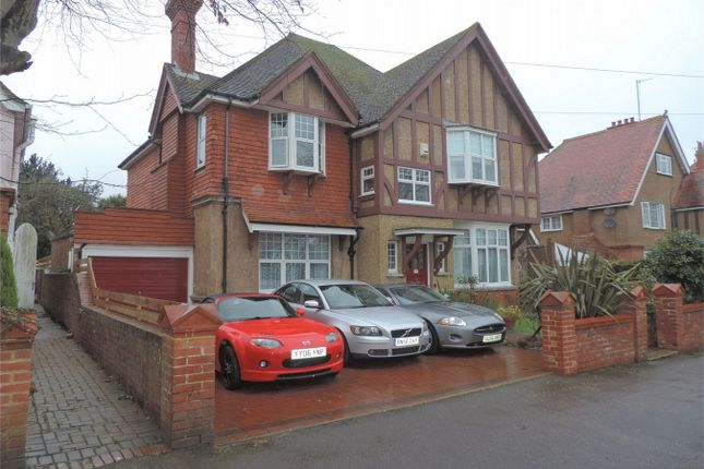 Thumbnail Detached house for sale in Sutherland Avenue, Bexhill On Sea, East Sussex