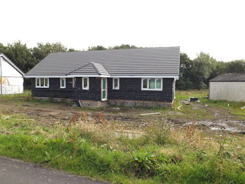 Thumbnail Detached bungalow for sale in Ferry Road Tayinloan, Tarbert