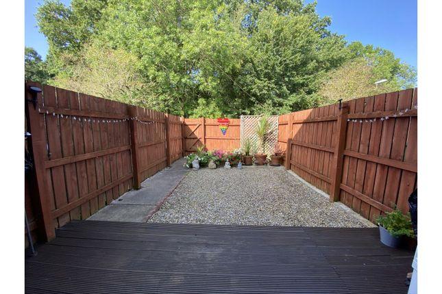 Rear Garden of Witton Drive, Spennymoor DL16