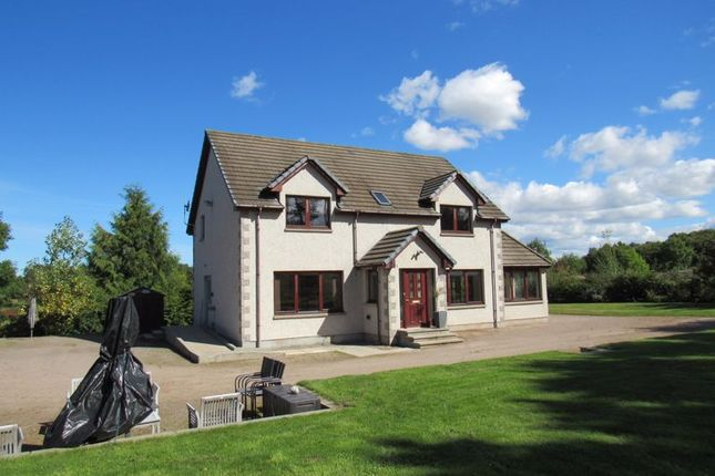 Thumbnail Detached house for sale in The Hen House, Wester Lochloy, Nairn
