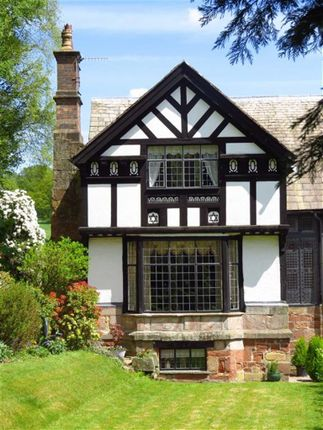Thumbnail Semi-detached house for sale in Abbey Green Road, Leek, Staffordshire
