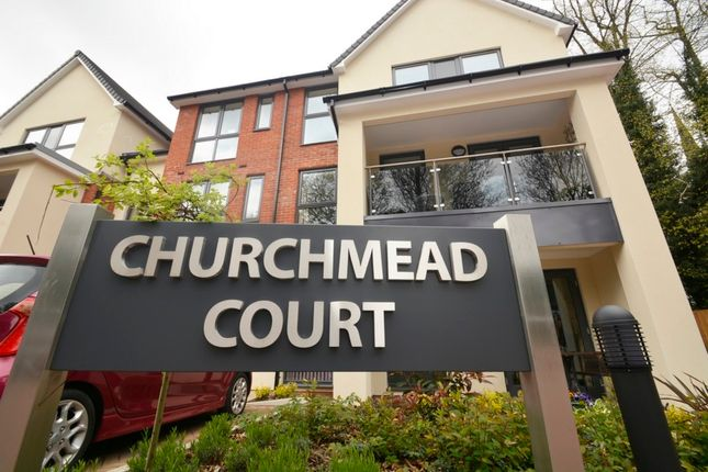 Thumbnail Flat for sale in Church Mead Court, Hinckley, Leicestershire