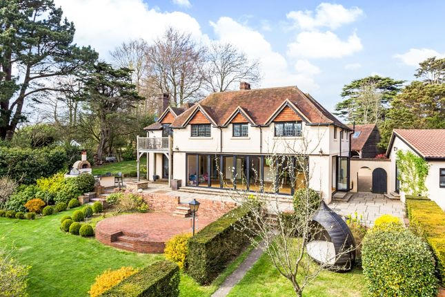 Thumbnail Detached house to rent in Brighton Road, Woodmancote, Henfield