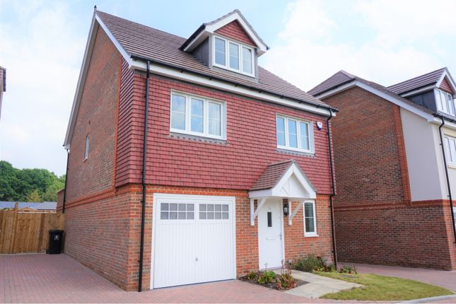 Thumbnail Detached house for sale in Guernsey Way, Woking