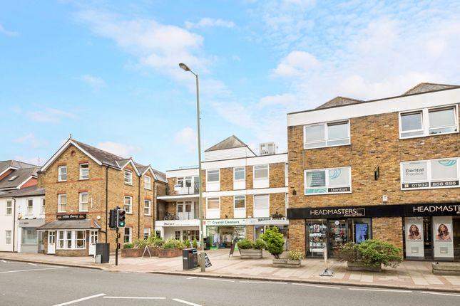 Thumbnail Flat to rent in Culverden Terrace, Oatlands Drive, Weybridge