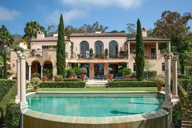 Thumbnail Property for sale in 1050 Cold Springs Rd, Montecito, Ca, 93108