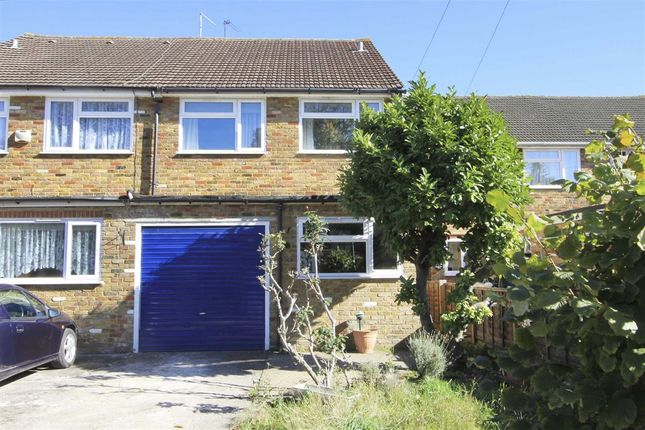 Thumbnail Semi-detached house for sale in Colne Avenue, West Drayton, Middlesex