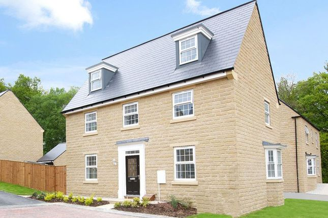 "Thumbnail Detached house for sale in ""Maddoc"" at Bodington Way, Leeds"